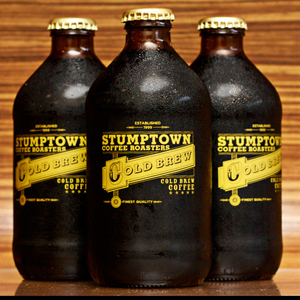 Cold Brew Coffee Review: Stumptown Cold Brew