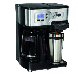 Coffee Maker Review: Hamilton Beach FlexBrew