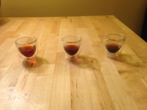 3 Different Cold Brew Coffees