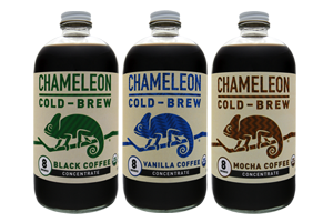Cold Brew Coffee Review: Chameleon Cold Brew