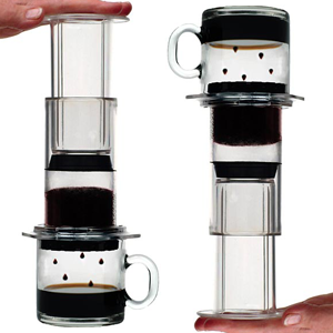 Coffee Experiment: What's the Best Way to Brew with the Aeropress Coffee Maker?