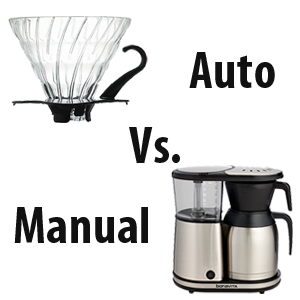 Coffee Experiment: Auto Drip vs. Manual Drip Coffee – Which is Better?