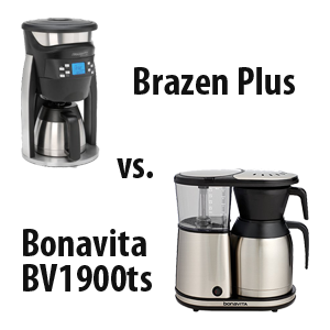 Brazen Plus vs. Bonavita BV1900ts