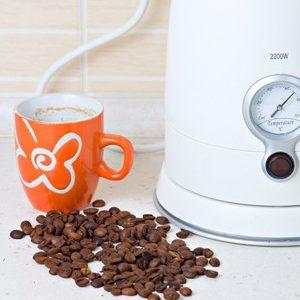 Coffee Experiment: Medium Roast Brew Temperature – 195˚F vs. 200˚F