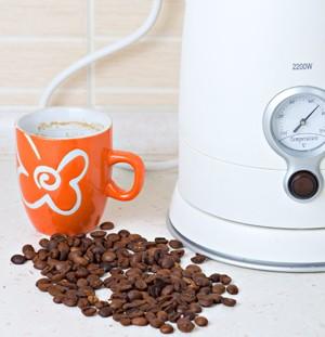 Coffee Experiment: Brew Temperatures for Medium Roast Coffee