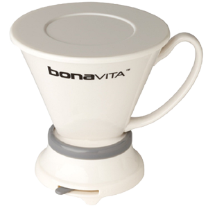 Coffee Maker Review: Bonavita Immersion Dripper