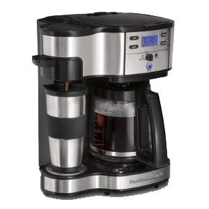 Coffee Maker Review: Hamilton Beach Two Way Brewer