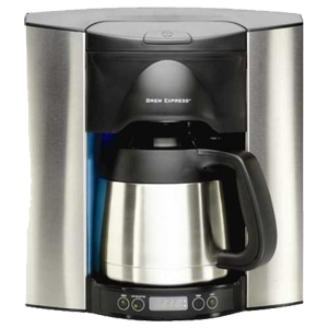 Coffee Maker Review: Lance Larkin BE 110 Brew Express