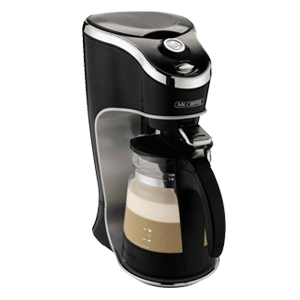 Coffee Maker Review: Mr. Coffee BVMC-EL1 Cafe Latte