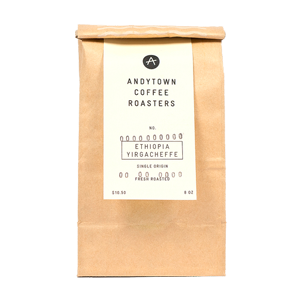 Coffee Review: Andytown Coffee Roasters – Ethiopia Yirgacheffe