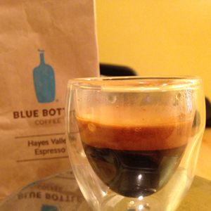 Coffee Review: Blue Bottle Coffee – Hayes Valley Espresso