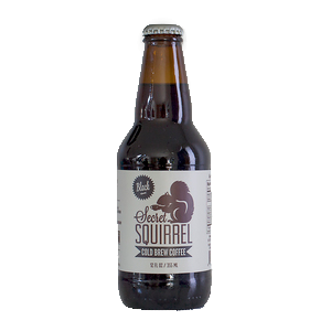 Cold Brew Coffee Review: Secret Squirrel Cold Brew