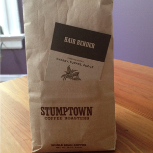 Coffee Review: Stumptown Coffee – Hair Bender