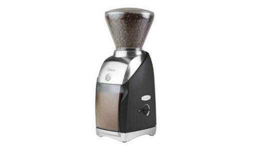 Coffee Grinder Review: Baratza Virtuoso