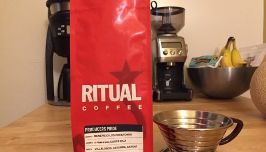 Coffee Review: Ritual Coffee Roasters – Producer's Pride