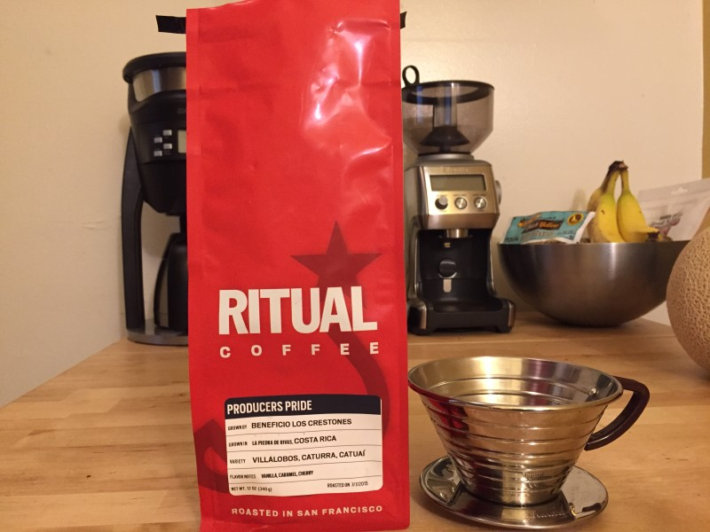 Ritual Coffee Roasters - Producers Pride