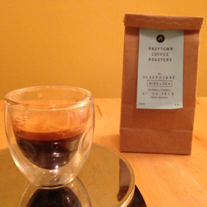 Coffee Review: Andytown Coffee Roasters – Wind and Sea