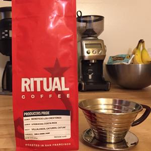 Ritual Coffee Roaster's Producers Pride