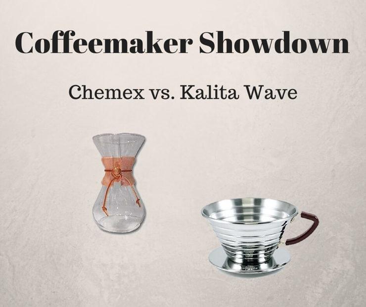 Chemex vs. Kalita Wave