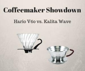 Hario V60 vs. Kalita Wave
