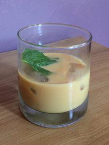 Homemade Mint Mojito Iced Coffee