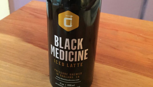 Iced Coffee Review: Black Medicine – Iced Latte