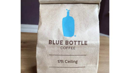 Coffee Review: Blue Bottle – 17ft Ceiling
