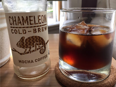 Cold Brew Coffee Review: Chameleon – Mocha Coffee