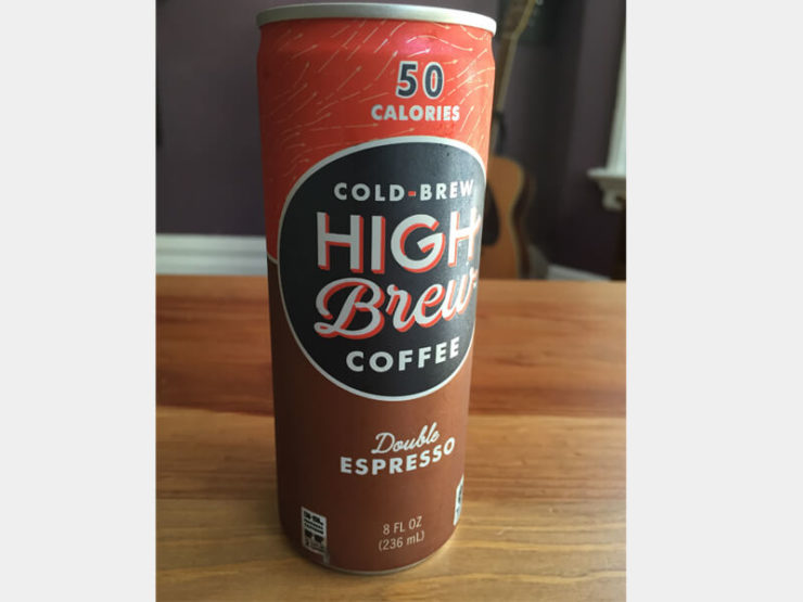 High Brew Double Espresso Review