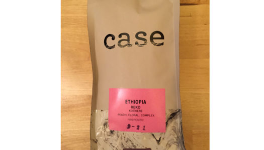 Coffee Review: Case Coffee Roasters – Ethiopia Reko Kochere