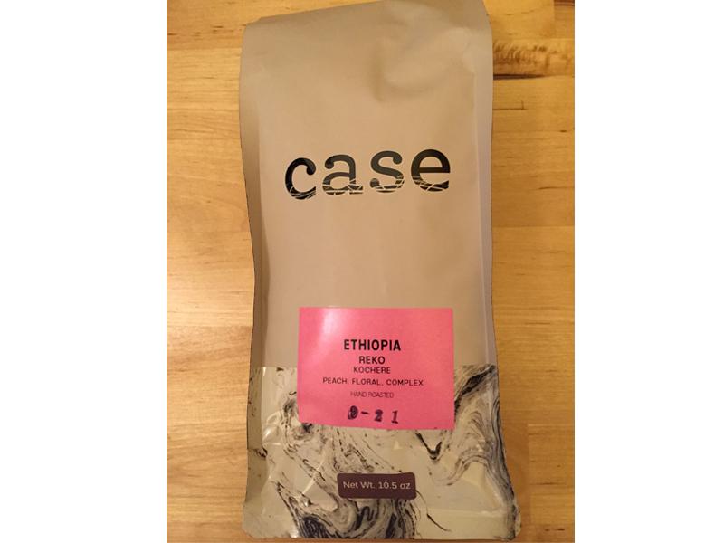 Case Coffee Roasters Ethiopia Reko Kochere