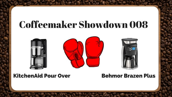 KitchenAid Pour Over vs. Behmor Brazen Plus
