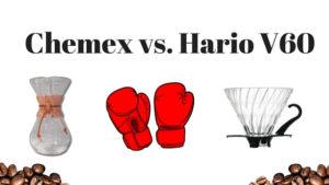 Chemex vs Hario V60