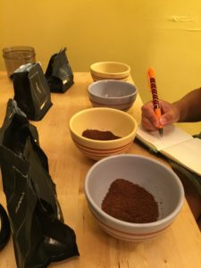 All Ground Coffee Samples