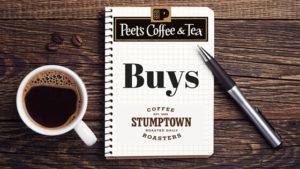 Peet's Coffee Buys Stumptown Coffee Roasters