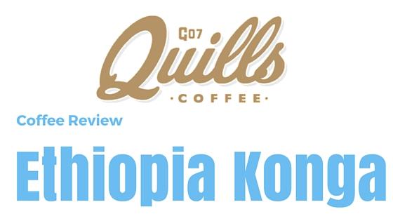 Quills' Coffee - Ethiopia Konga