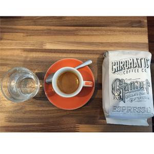 Chromatic Espresso