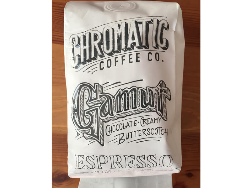 Chromatic Coffee Co. - Gamut Espresso