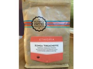 Olympia Coffee Roasting Co. Konga Yirgacheffe Review