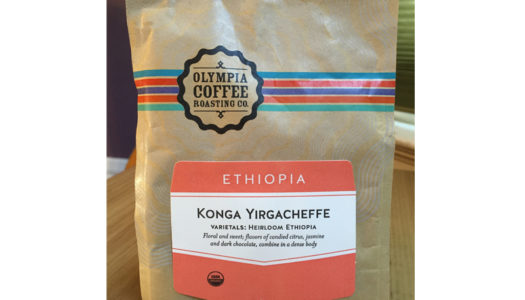 Coffee Review: Olympia Coffee Roasting Co. – Ethiopia Konga Yirgacheffe