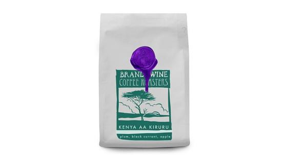 Brandywine Coffee Roasters - Kenya AA Kiruru