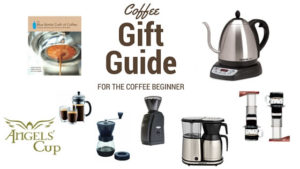 Coffee Gift Guide for the Coffee Beginner