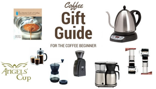Coffee Gift Guide 2015: Gifts for the Coffee Beginner