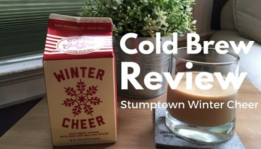 Cold Brew Coffee Review: Stumptown – Winter Cheer