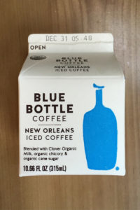 Blue Bottle Iced Coffee