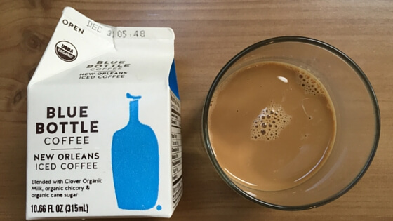 Blue Bottle Coffee New Orleans Style Iced Coffee