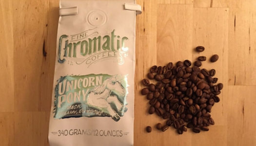 Chromatic Coffee – Unicorn Pony Anniversary Blend Coffee Review