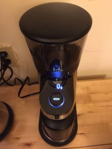 OXO On Barista Brain Conical Burr Grinder