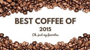 Best Coffee 2015