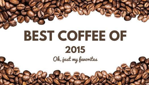 The Best Coffee of 2015